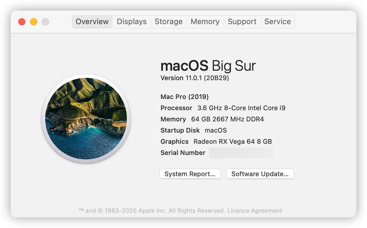Hackintosh-Big-Sur